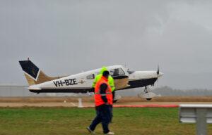 2017 Spot landing